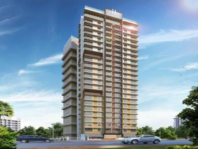 Gallery Cover Image of 732 Sq.ft 2 BHK Apartment for buy in Romell Empress C Wing, Borivali West for 15600000