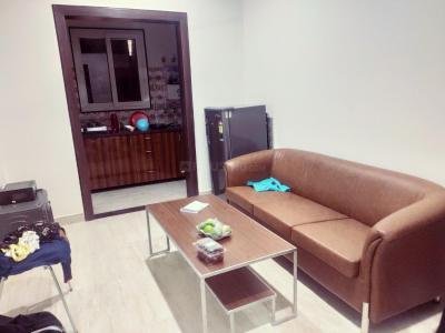 Gallery Cover Image of 1000 Sq.ft 1 BHK Independent Floor for rent in Sector 54 for 25500
