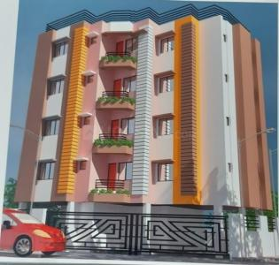 Gallery Cover Image of 650 Sq.ft 2 BHK Apartment for buy in Kasba for 2990000