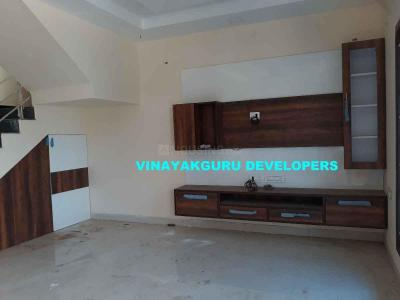 Gallery Cover Image of 1900 Sq.ft 3 BHK Villa for buy in Chinmaya Nagar for 7000000