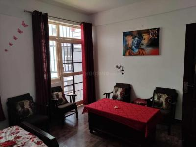 Gallery Cover Image of 2320 Sq.ft 3 BHK Apartment for rent in Omega II Greater Noida for 18000