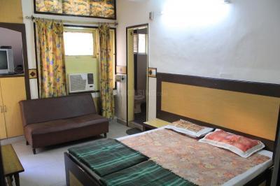 Bedroom Image of Jagat PG in Karol Bagh
