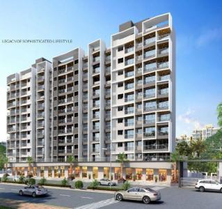 Gallery Cover Image of 990 Sq.ft 2 BHK Apartment for buy in Janki Regency, Mira Road East for 8514000