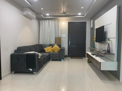 Gallery Cover Image of 2100 Sq.ft 3 BHK Apartment for rent in Kokapet for 55000