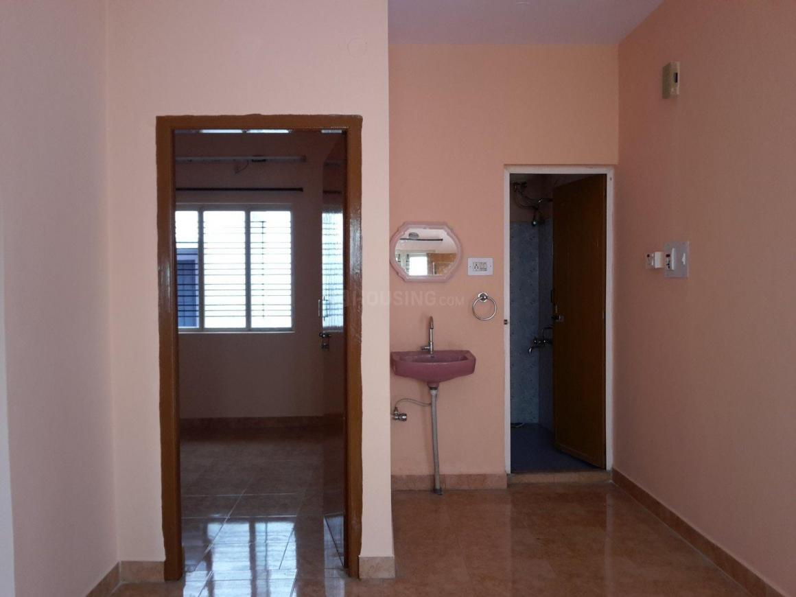 Living Room Image of 850 Sq.ft 1 BHK Apartment for rent in New Thippasandra for 13000