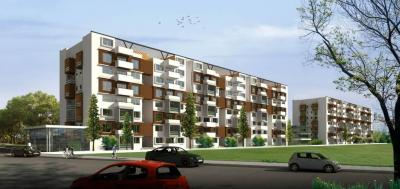 Gallery Cover Image of 1256 Sq.ft 2 BHK Apartment for buy in Reliaable Tranquil Layout for 6200000