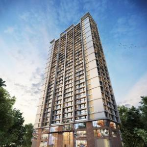 Gallery Cover Image of 587 Sq.ft 2 BHK Apartment for buy in Raunak Centrum, Chembur for 12700000