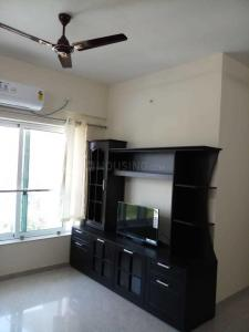 Gallery Cover Image of 950 Sq.ft 3 BHK Apartment for rent in Romell Aether Wing B2 Phase 1B From 21st To 33rd Floor, Goregaon East for 65000