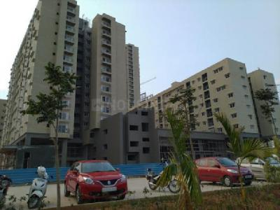 Gallery Cover Image of 1277 Sq.ft 2 BHK Apartment for rent in Kannamangala for 25000