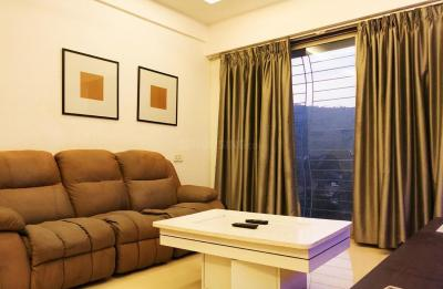 Gallery Cover Image of 1170 Sq.ft 3 BHK Apartment for rent in Thane West for 36700