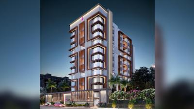 Gallery Cover Image of 2133 Sq.ft 3 BHK Apartment for buy in Lifestyle The Podium, T Nagar for 36258867