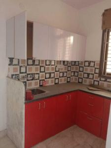 Gallery Cover Image of 500 Sq.ft 1 BHK Independent Floor for rent in Matiala for 7500