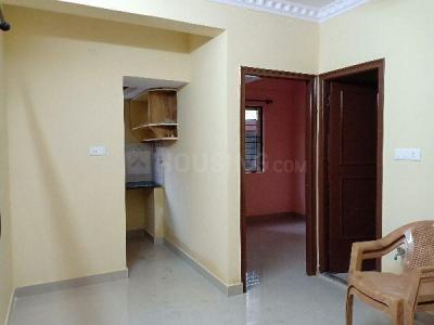 Gallery Cover Image of 500 Sq.ft 1 BHK Apartment for rent in Sadduguntepalya for 11500