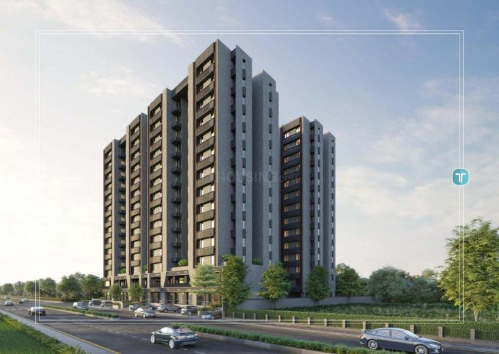 Building Image of 1520 Sq.ft 3 BHK Apartment for buy in Shela for 4560000