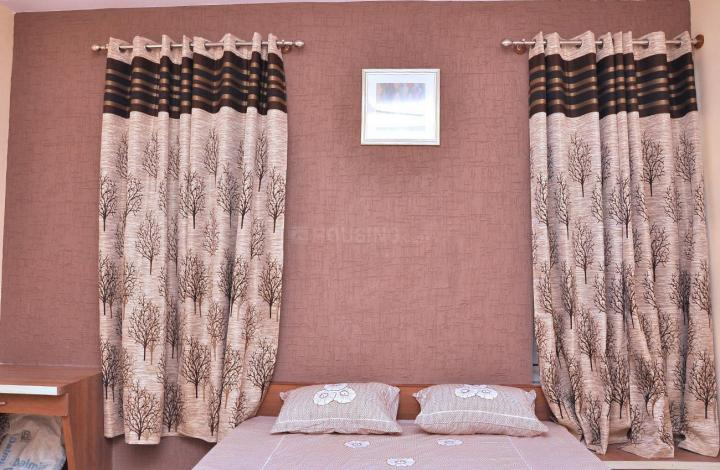 Bedroom Image of 1000 Sq.ft 1 BHK Apartment for rent in Hulimavu for 15000