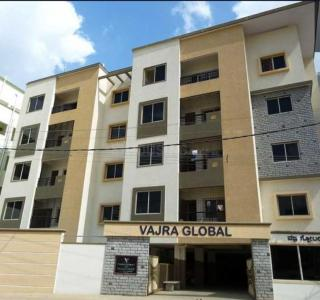 Gallery Cover Image of 1080 Sq.ft 2 BHK Apartment for buy in Vajra Vajra Global, RR Nagar for 6000000