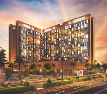 Gallery Cover Image of 1537 Sq.ft 3 BHK Apartment for buy in New Panvel East for 12296000