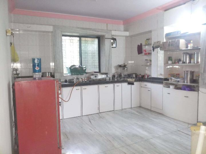 Kitchen Image of 1200 Sq.ft 3 BHK Apartment for buy in Kalyan West for 9000000