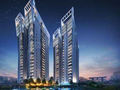 Gallery Cover Image of 2800 Sq.ft 4 BHK Apartment for rent in Zen, Topsia for 90000