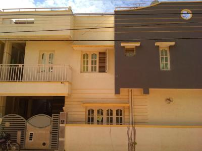 Gallery Cover Image of 750 Sq.ft 2 BHK Independent House for rent in Begur for 10000