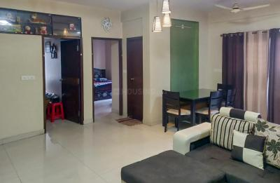 Gallery Cover Image of 1373 Sq.ft 3 BHK Apartment for rent in Whitefield for 60000