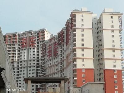 Gallery Cover Image of 1216 Sq.ft 2 BHK Apartment for rent in Gunjur Village for 28000