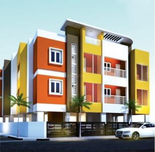 Gallery Cover Image of 892 Sq.ft 2 BHK Apartment for buy in Selaiyur for 4500000