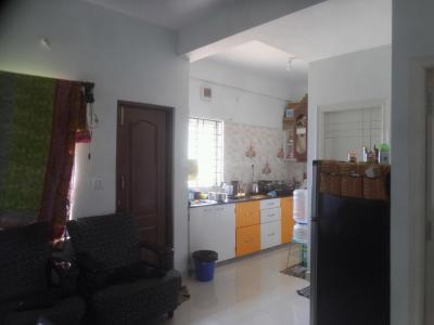 Gallery Cover Image of 600 Sq.ft 1 BHK Apartment for rent in Panathur for 12500