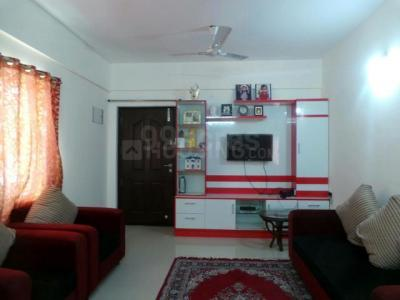 Gallery Cover Image of 1180 Sq.ft 2 BHK Apartment for rent in Sankalp Cherry Blossom, Varthur for 19000