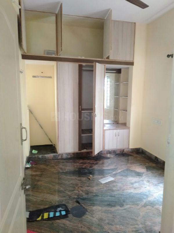 Bedroom Image of 900 Sq.ft 2 BHK Independent Floor for rent in HSR Layout for 17000