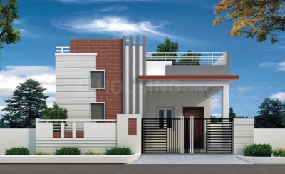 Gallery Cover Image of 880 Sq.ft 1 BHK Villa for buy in Pattanam Pudur for 1550000
