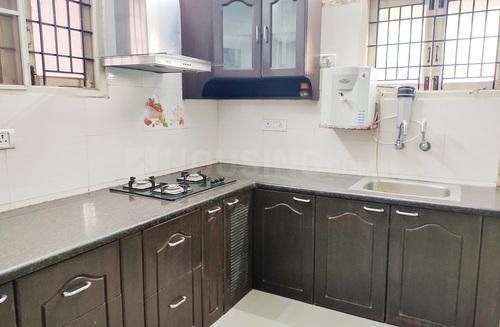 Kitchen Image of Bagavathekumar S1 in Thoraipakkam