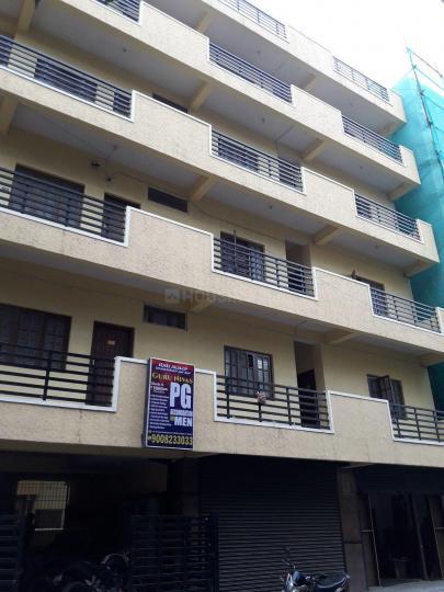 नागवारा में गुरु निवास में बिल्डिंग की तस्वीर