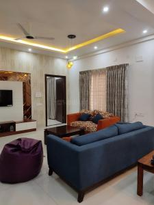 Gallery Cover Image of 4500 Sq.ft 5 BHK Villa for rent in TMR Blossoms, Kogilu for 145000