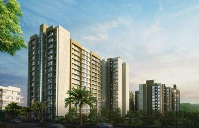 Gallery Cover Image of 992 Sq.ft 2 BHK Apartment for buy in Sheth Corp Midori, Dahisar East for 13900000