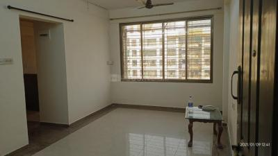 Gallery Cover Image of 575 Sq.ft 1 BHK Apartment for rent in Vasant Sagar Saraswati Complex, Kandivali East for 22000