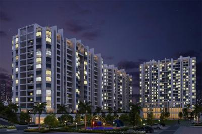Gallery Cover Image of 1022 Sq.ft 2 BHK Apartment for buy in Pebbles -II, Bavdhan for 6000000