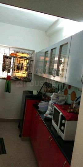 Kitchen Image of 960 Sq.ft 2 BHK Apartment for rent in Mannivakkam for 14000