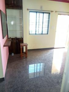 Gallery Cover Image of 350 Sq.ft 1 BHK Independent Floor for rent in Rayasandra for 7000