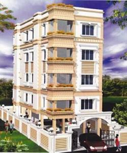 Gallery Cover Image of 573 Sq.ft 2 BHK Apartment for buy in Narayani Apartment, Baguihati for 2120100