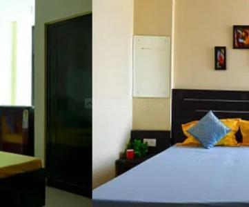 Bedroom Image of Zolo Stay in Velachery