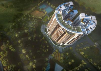 Gallery Cover Image of 1300 Sq.ft 2 BHK Apartment for buy in Godrej Reflections, Harlur for 6990000