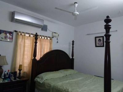 Bedroom Image of 1400 Sq.ft 3 BHK Apartment for buy in Perungudi for 9000000