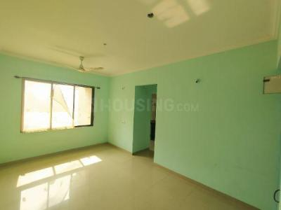 Gallery Cover Image of 560 Sq.ft 1 BHK Apartment for rent in Vihang Valley, Kasarvadavali, Thane West for 10999