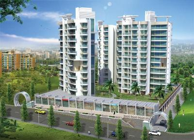 Gallery Cover Image of 1650 Sq.ft 3 BHK Apartment for buy in Bombay Kritika Jewels, Ulwe for 14000000