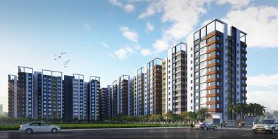 Gallery Cover Image of 1132 Sq.ft 3 BHK Apartment for buy in Windmere, Madhyamgram for 3600000