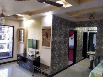 Gallery Cover Image of 1145 Sq.ft 2 BHK Apartment for buy in Shraddha Intop Heights, Airoli for 18500000
