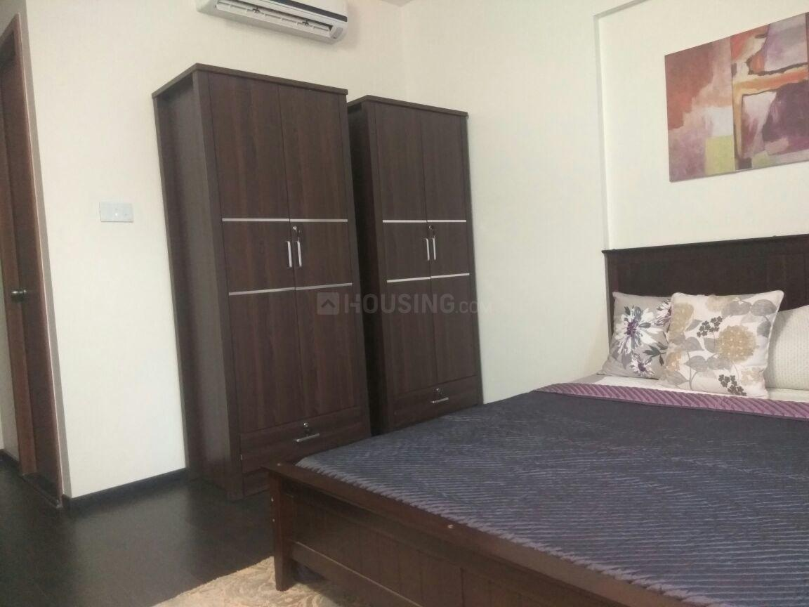 Bedroom Image of 1600 Sq.ft 3 BHK Apartment for buy in Sus for 11000000