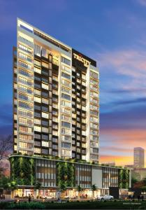 Gallery Cover Image of 1456 Sq.ft 3 BHK Apartment for buy in Tricity Eros, Kharghar for 16000000