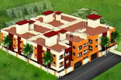 Gallery Cover Image of 943 Sq.ft 2 BHK Apartment for buy in Vibrants, Pallavaram for 5200000